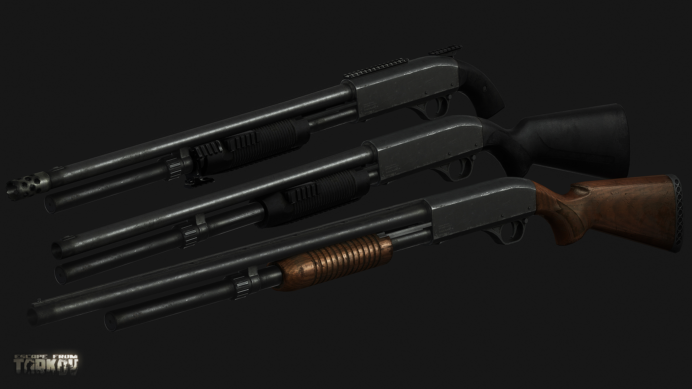 MP-133 - Weapons department - Escape from Tarkov Forum