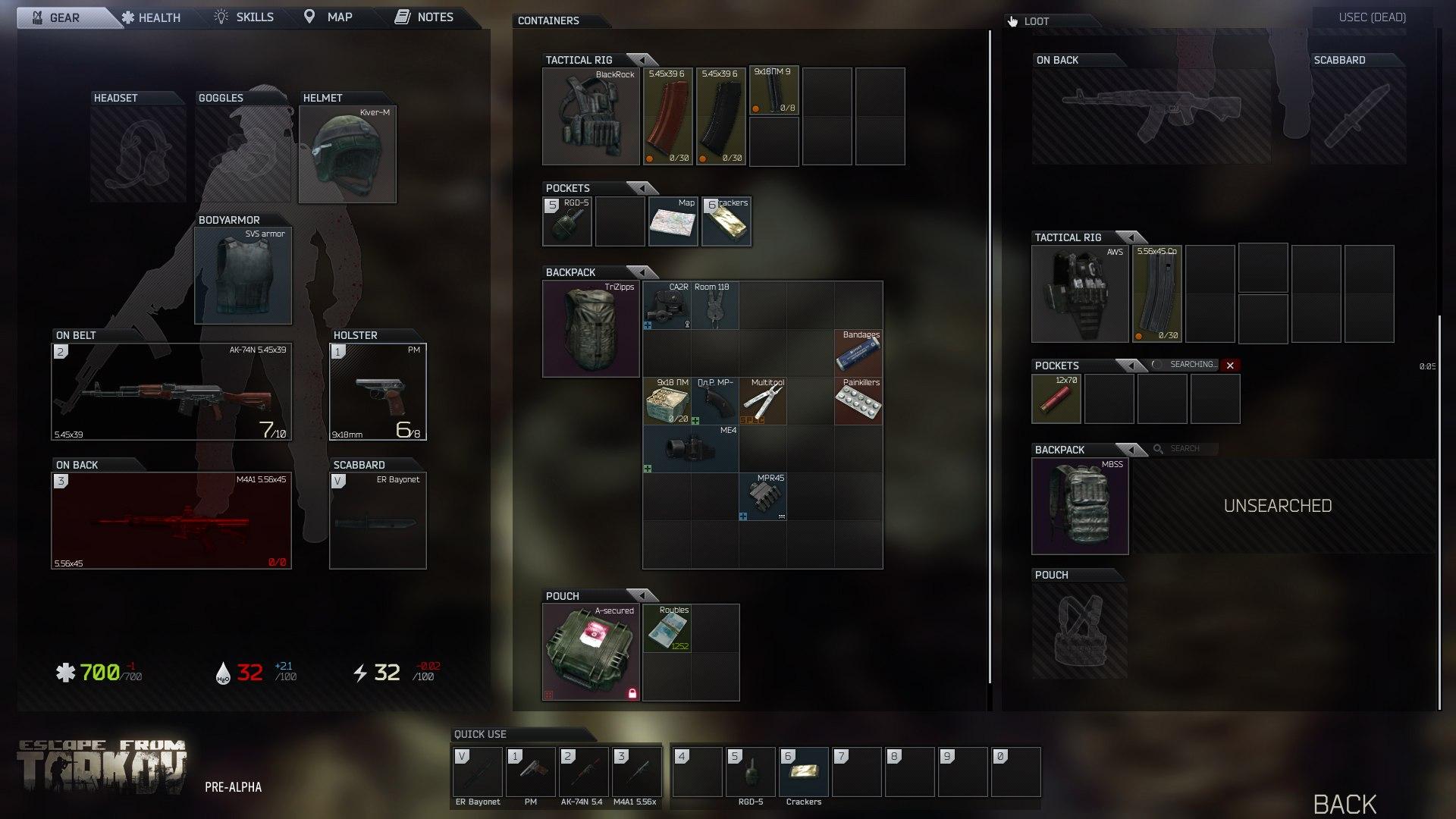how to get factory key tarkov