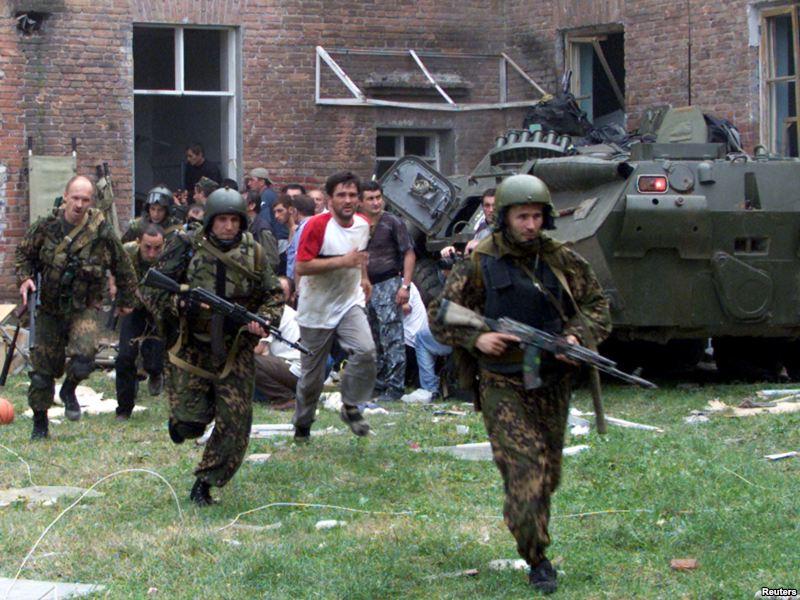 Критические события в махачкале в мае 1998г