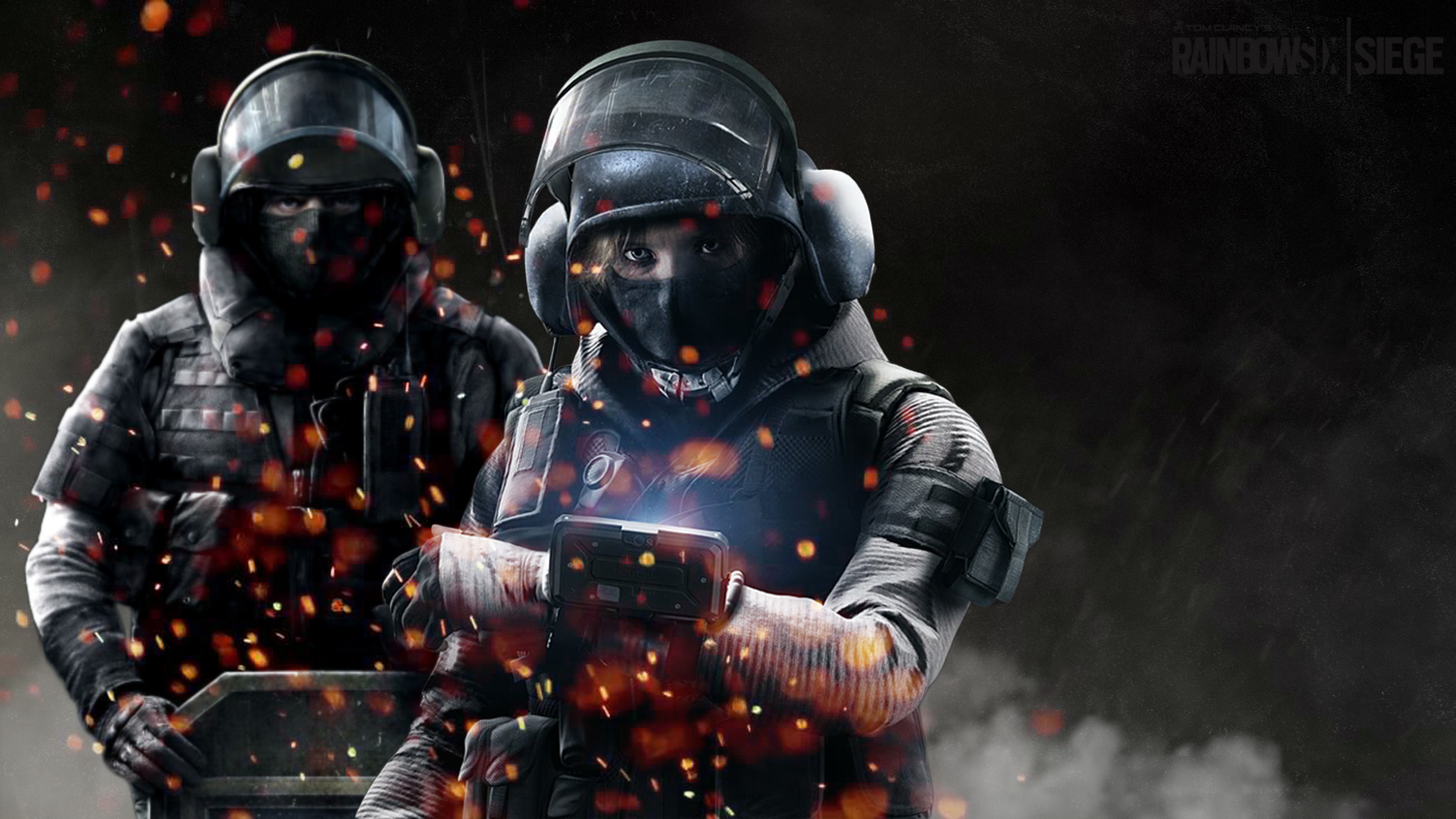 Rainbow Six Siege Iq Wallpaper: Who Here Has Good Experience In Tactical FPS Games