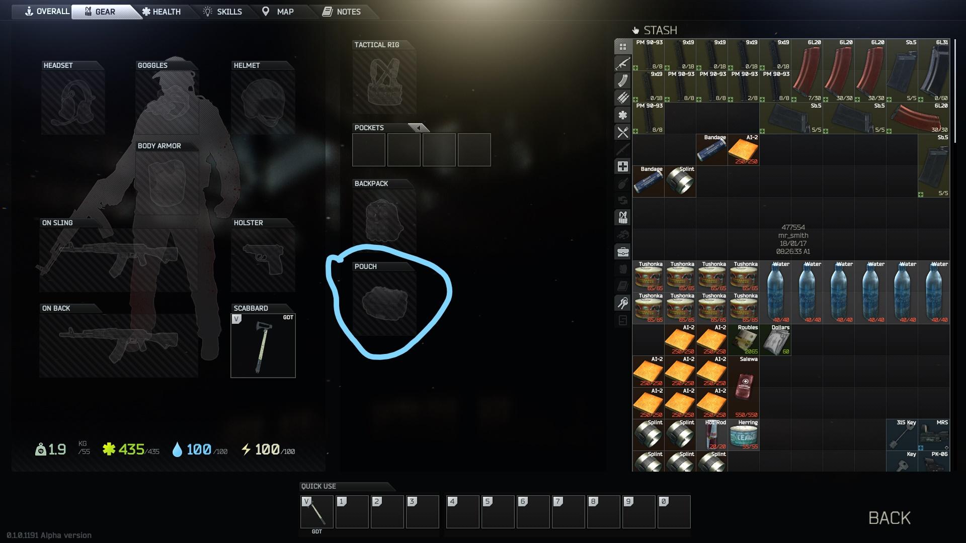 No money, no gear - General game forum - Escape from Tarkov