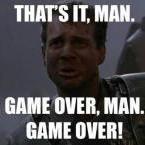 GameOverMan
