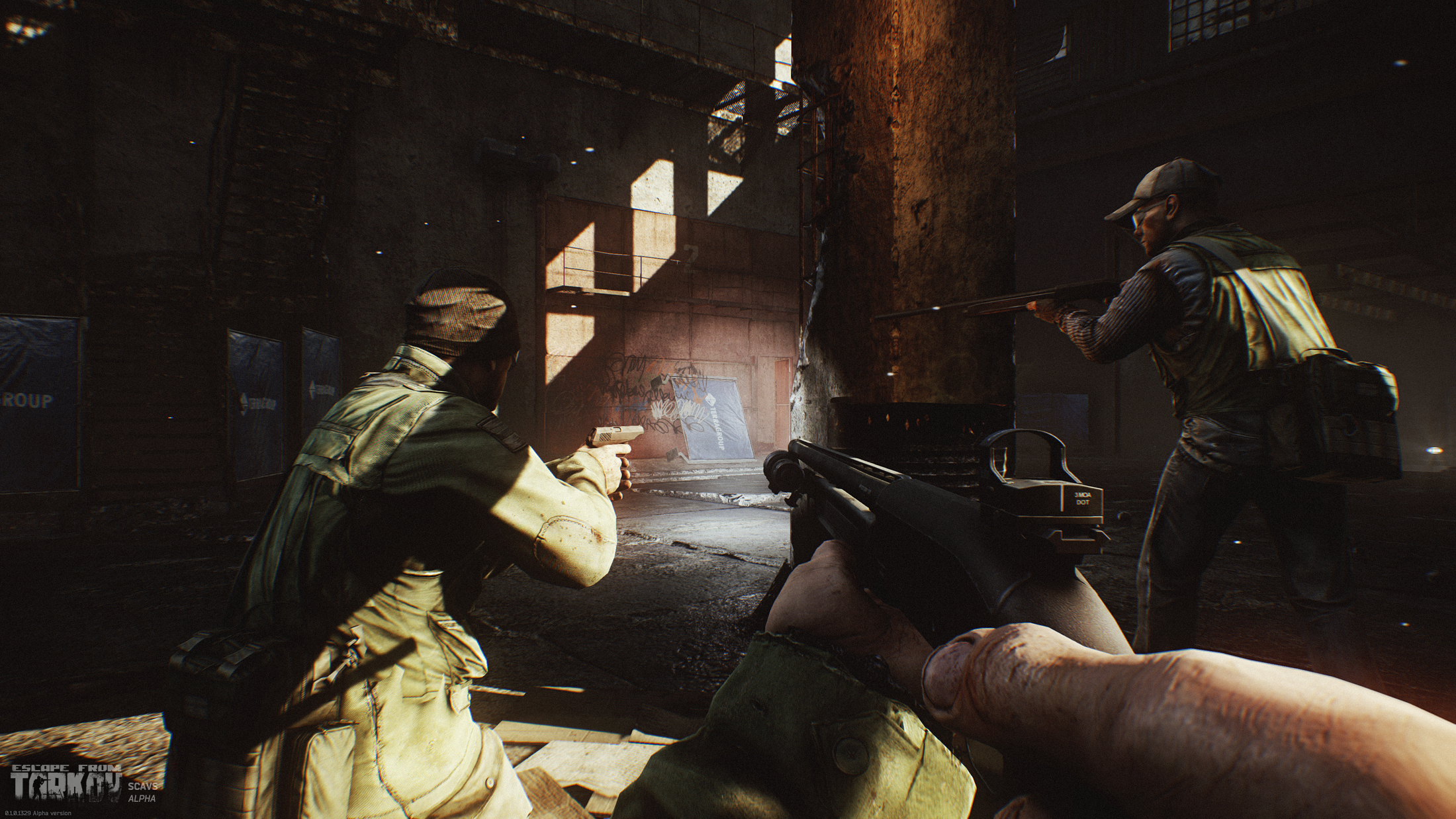 Chat Rooms For Escape From Tarkov