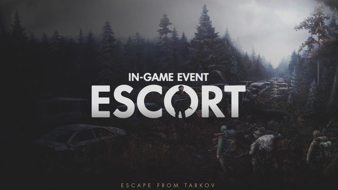 EU Escort In-Game Event Organizational Information