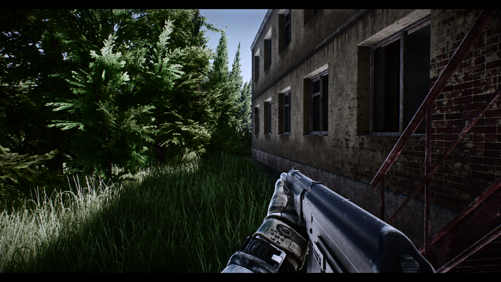 Bleak and Cinematic ReShade WIP - General game forum - Escape from