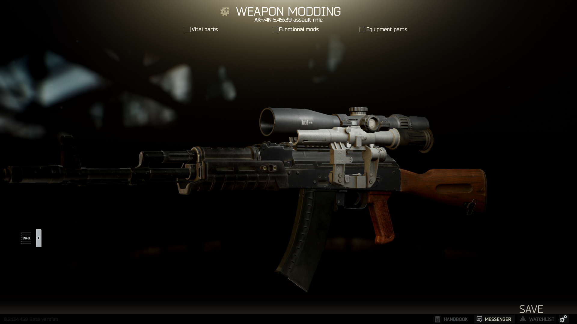 SKS modding question  - Game questions - Escape from Tarkov Forum
