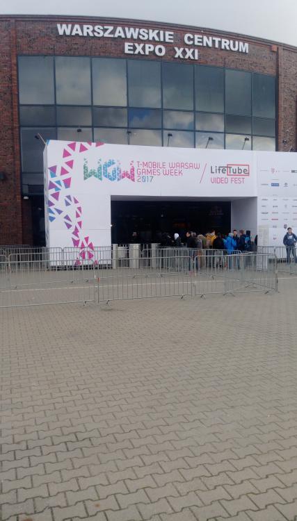 Escape from Tarkov Exhibition in Warsaw (WGW) 2017