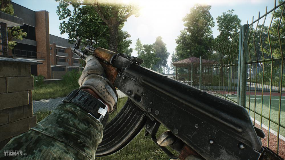 New Screen Shots of the AKM and Shoreline Location!
