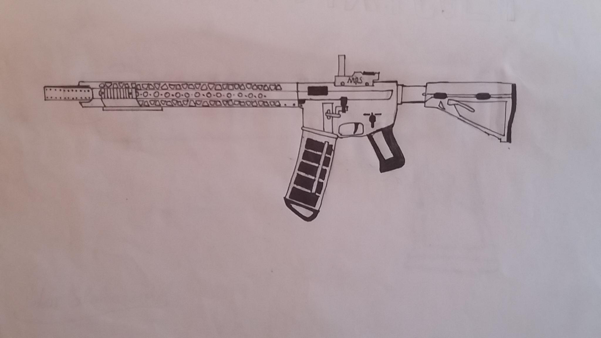 M4A1 Colt Finished - Fan art - Escape from Tarkov Forum