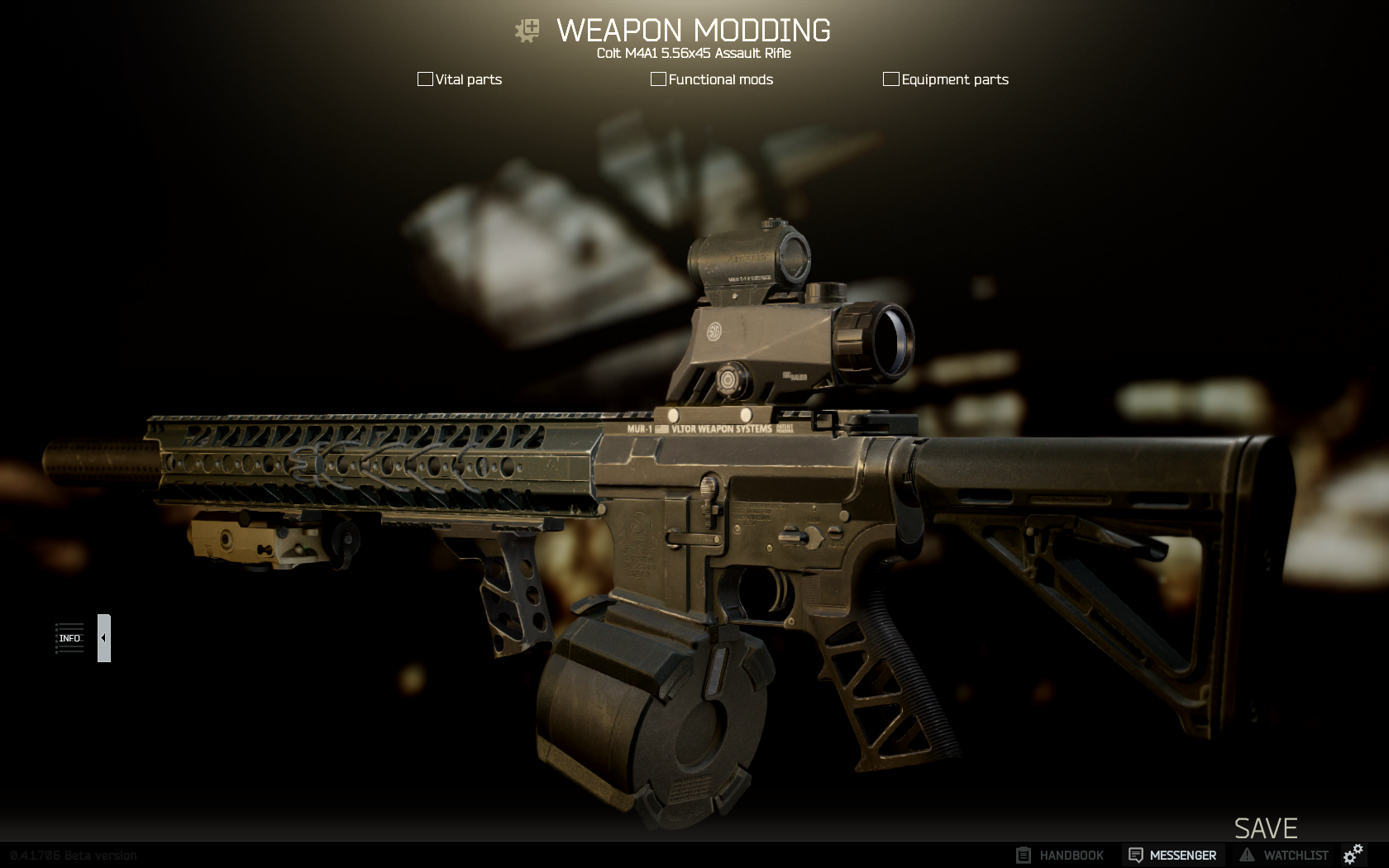 Weapon Modding Thread - Post your custom weapons! - General