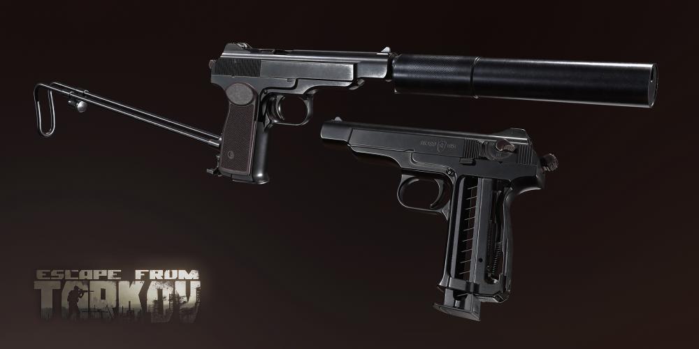 New Pistols: SR1M Gyrza & APS