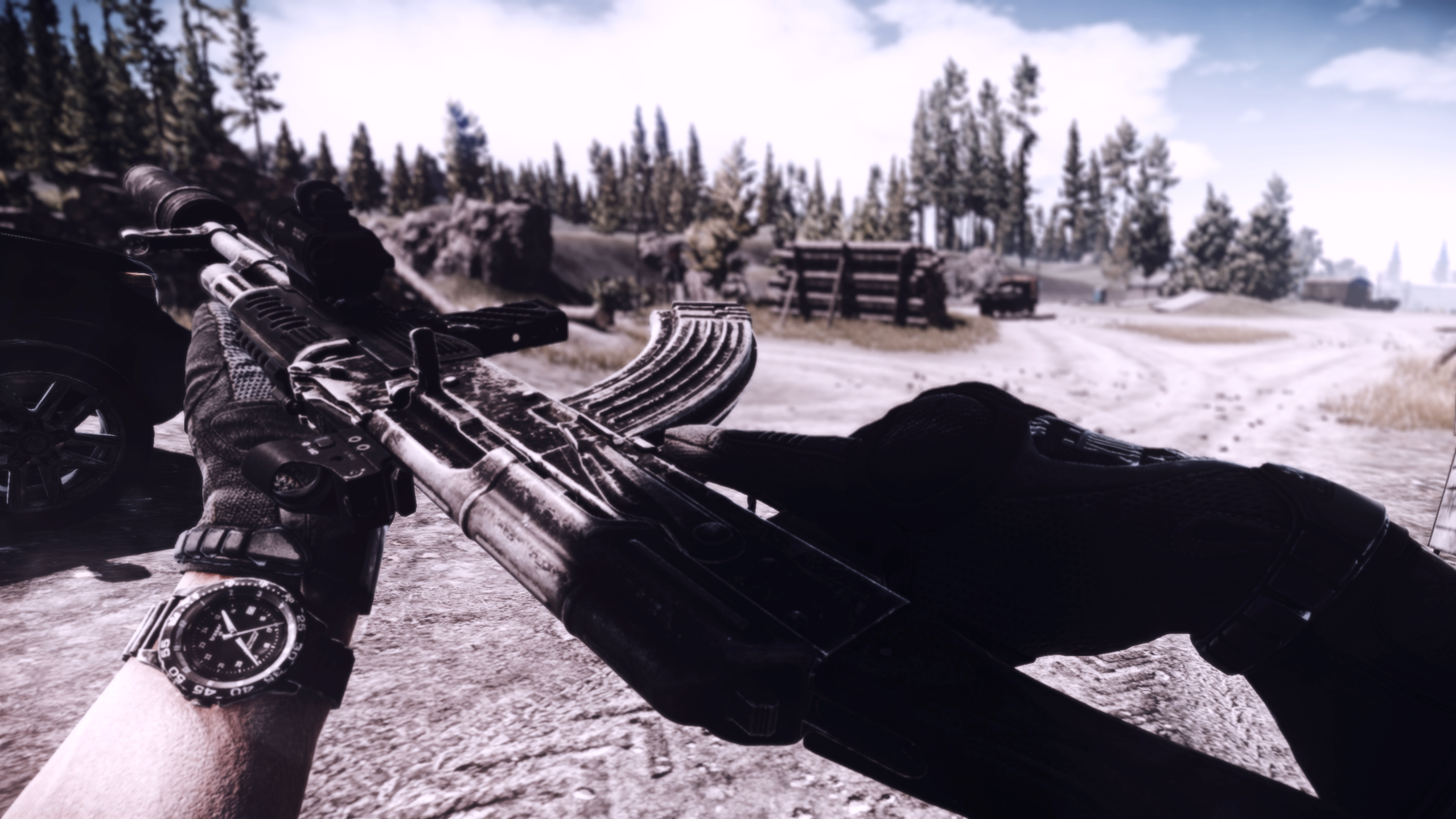 Reshade Escape from Tarkov - General game forum - Escape