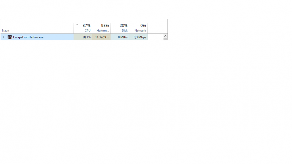 EscapeFromTarkov RAM usage.png