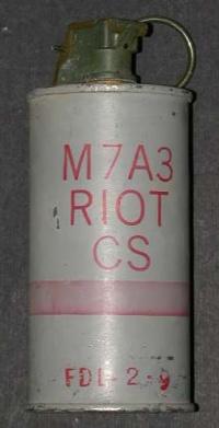 CS gas - Wikipedia