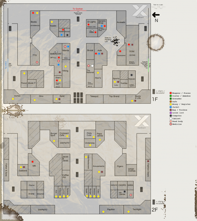 Made Maps For Interchange Mall General Game Forum