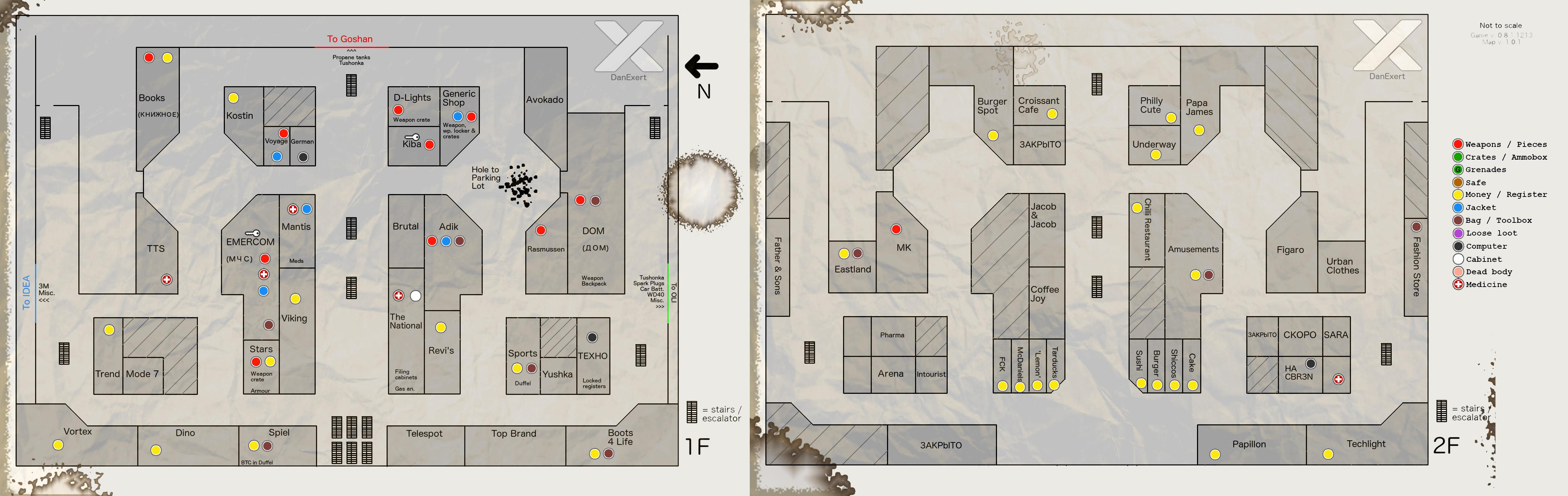 Made maps for Interchange Mall - Page 2 - General game forum