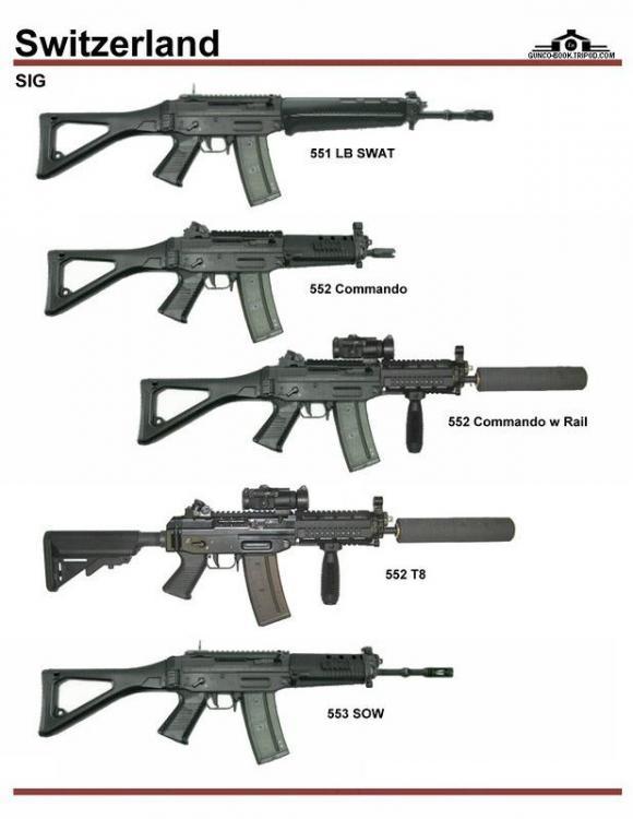 Beispiel Gewehre