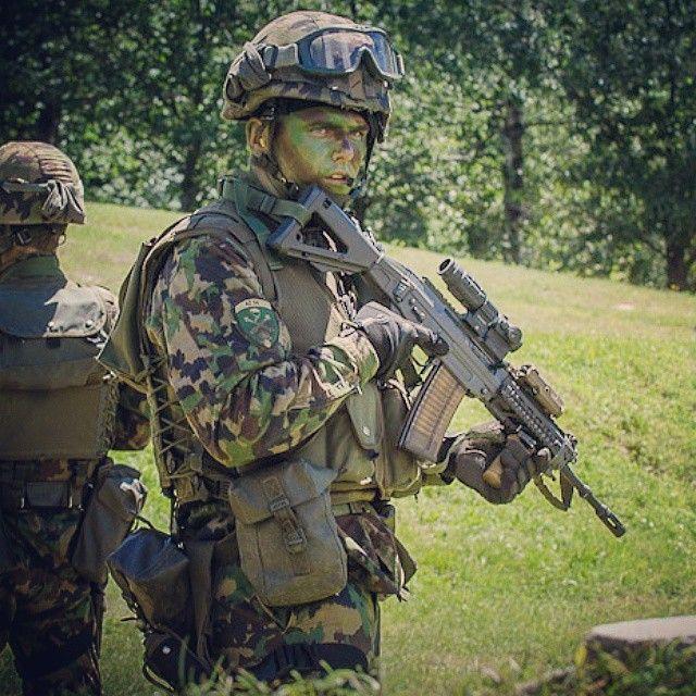 KSK Schweizer Armee