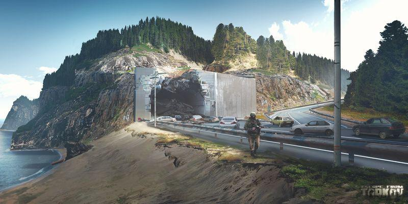The Beauty Of Eft Concept Art Project News Escape From