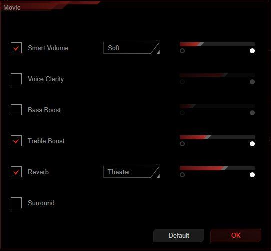 Equalizers and Sound Settings, set yourself - General game forum
