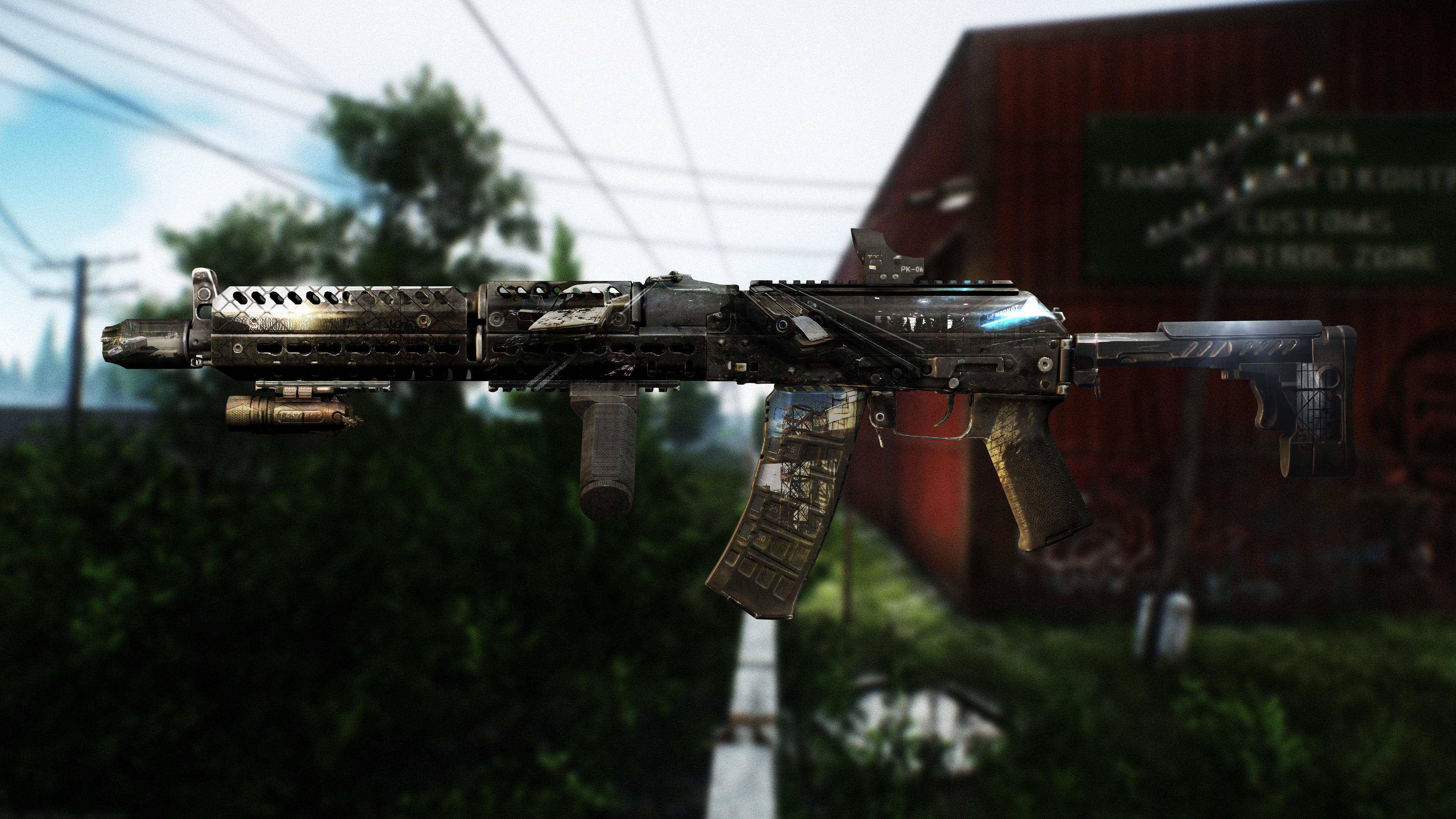 4k Weapon Wallpapers - Fan art - Escape from Tarkov Forum