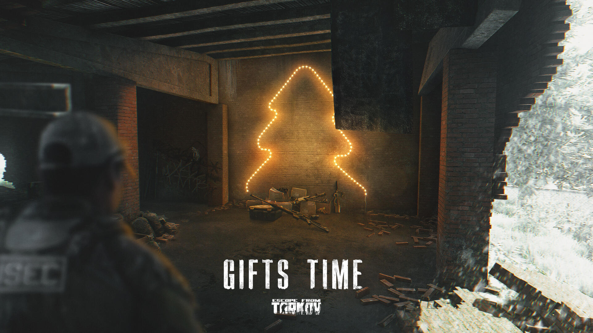 Escape From Tarkov Christmas Gift 2020 NEW YEAR EVENT in Escape From Tarkov   2020!   Project news
